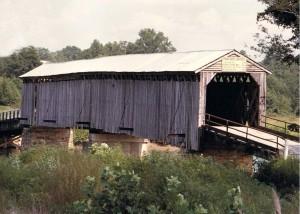 Prather Bridge - Toccoa GA