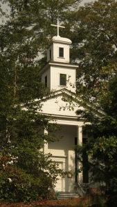 Grace-Calvary Episcopal Church, Clarkesville GA.