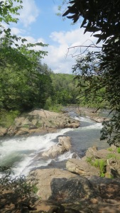 Chattooga River at Bull Sluice