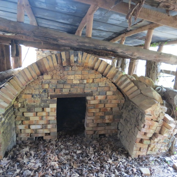 Old wood fired Kiln.JPG